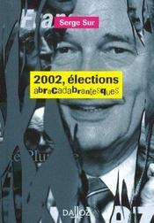 2002 Elect.Abracadabrantesques - Intérieur - Format classique