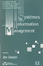 Systemes information t.1 - Couverture - Format classique