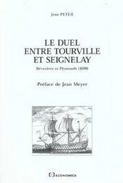 Le duel entre tourville et seignelay - Intérieur - Format classique