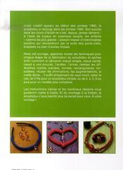 Les scoubidous - 4ème de couverture - Format classique