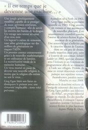 Radieux - 4ème de couverture - Format classique