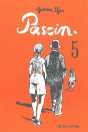 Pascin t.5 - Couverture - Format classique