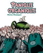 Panique organique - Couverture - Format classique