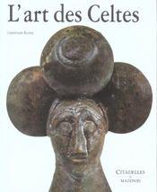 L'art des celtes - Intérieur - Format classique