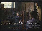 Alberto Giacometti ; éclats d'un portrait - Intérieur - Format classique