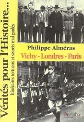 Vichy Londres Paris - Intérieur - Format classique