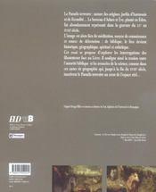 Jardin D Eden. Iconographie Et Topographie Dans La Gravure Xv-Xviiie Siecles - 4ème de couverture - Format classique