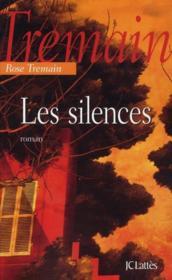 Les silences - Couverture - Format classique