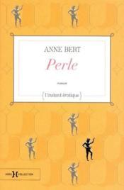Perle - Couverture - Format classique
