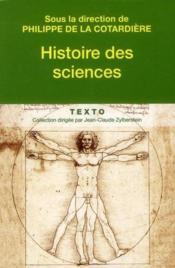telecharger Histoire des sciences – de la prehistoire a nos jours livre PDF/ePUB en ligne gratuit
