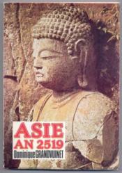 Asie an 2519 - Couverture - Format classique