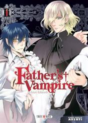 Father's vampire t.1 - Couverture - Format classique