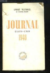 Journal. Etats-Unis 1946 - Couverture - Format classique