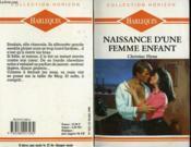 Naissance D'Une Femme Enfant - Silence The Shadows - Couverture - Format classique