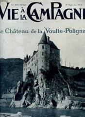 La Vie A La Campagne N° 167 - Couverture - Format classique