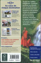 Laos (8e édition) - 4ème de couverture - Format classique