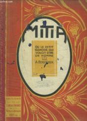 Mitia Ou Le Petit. - Couverture - Format classique