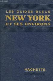 New York Et Ses Environs - Couverture - Format classique