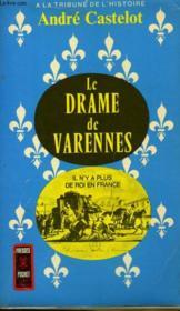 Le Drame De Varennes - Couverture - Format classique