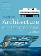 Architecture contemporaine - Couverture - Format classique