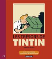 Les trésors de Tintin - Couverture - Format classique