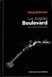 Los angeles boulevard - Couverture - Format classique