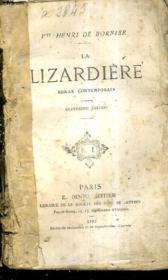 La Lizardiere - Roman Contemporain / 4e Edition. - Couverture - Format classique