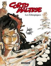 Corto Maltese T.5 ; les Ethiopiques - Couverture - Format classique