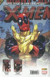 Deadpool T.2 ; vague de mutilation - 4ème de couverture - Format classique
