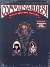 Communardes ! ; COFFRET T.1 A T.3 - Couverture - Format classique