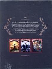 Communardes ! ; COFFRET T.1 A T.3 - 4ème de couverture - Format classique