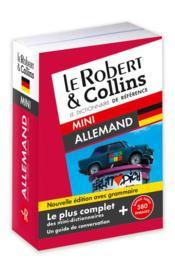 LE ROBERT & COLLINS ; MINI ; dictionnaire allemand - Couverture - Format classique
