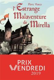 L'estrange malaventure de Mirella - Couverture - Format classique