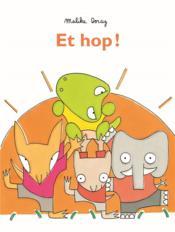Et hop ! - Couverture - Format classique