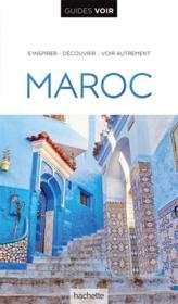 Guides voir ; Maroc - Couverture - Format classique