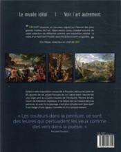 Poussin ; la grande leçon classique - 4ème de couverture - Format classique