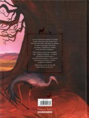 Lulu et Nelson T.2 ; le royaume des lions - 4ème de couverture - Format classique