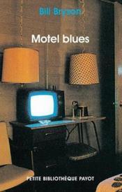 Motel blues - Couverture - Format classique