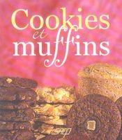 Cookies et muffins - Intérieur - Format classique