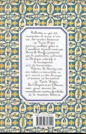 Les recettes bretonnes de tante soizic - 4ème de couverture - Format classique
