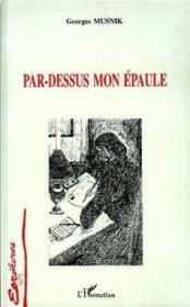 Par-Dessus Mon Epaule - Couverture - Format classique