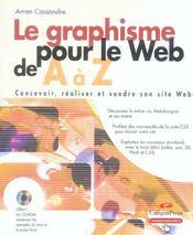 Le graphisme pour le web de a a z - Intérieur - Format classique