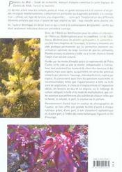 Plantes du midi t1 - 4ème de couverture - Format classique