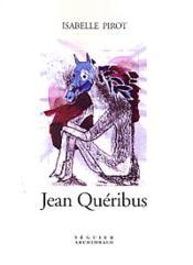 Jean quéribus - Couverture - Format classique