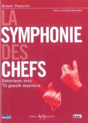 Symphonie Des Chefs - Intérieur - Format classique