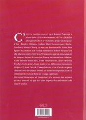 Symphonie Des Chefs - 4ème de couverture - Format classique