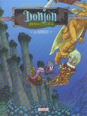 Donjon monsters t.9 ; habitants des profondeurs - Intérieur - Format classique