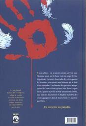Les Mysteres Du Meurtre - 4ème de couverture - Format classique