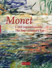 Monet, l'oeil impressionniste - Couverture - Format classique