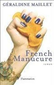French manucure - Couverture - Format classique